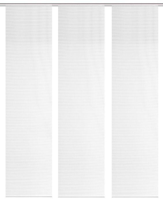 Schiebewand - Rom 3er-Set - Weiß - Schmidt | Online kaufen bei Segmüller