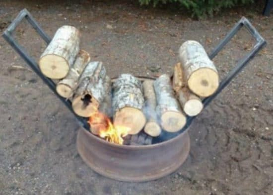 Photo of Self Feeding Fire Lasts 14 Hours Watch The Video