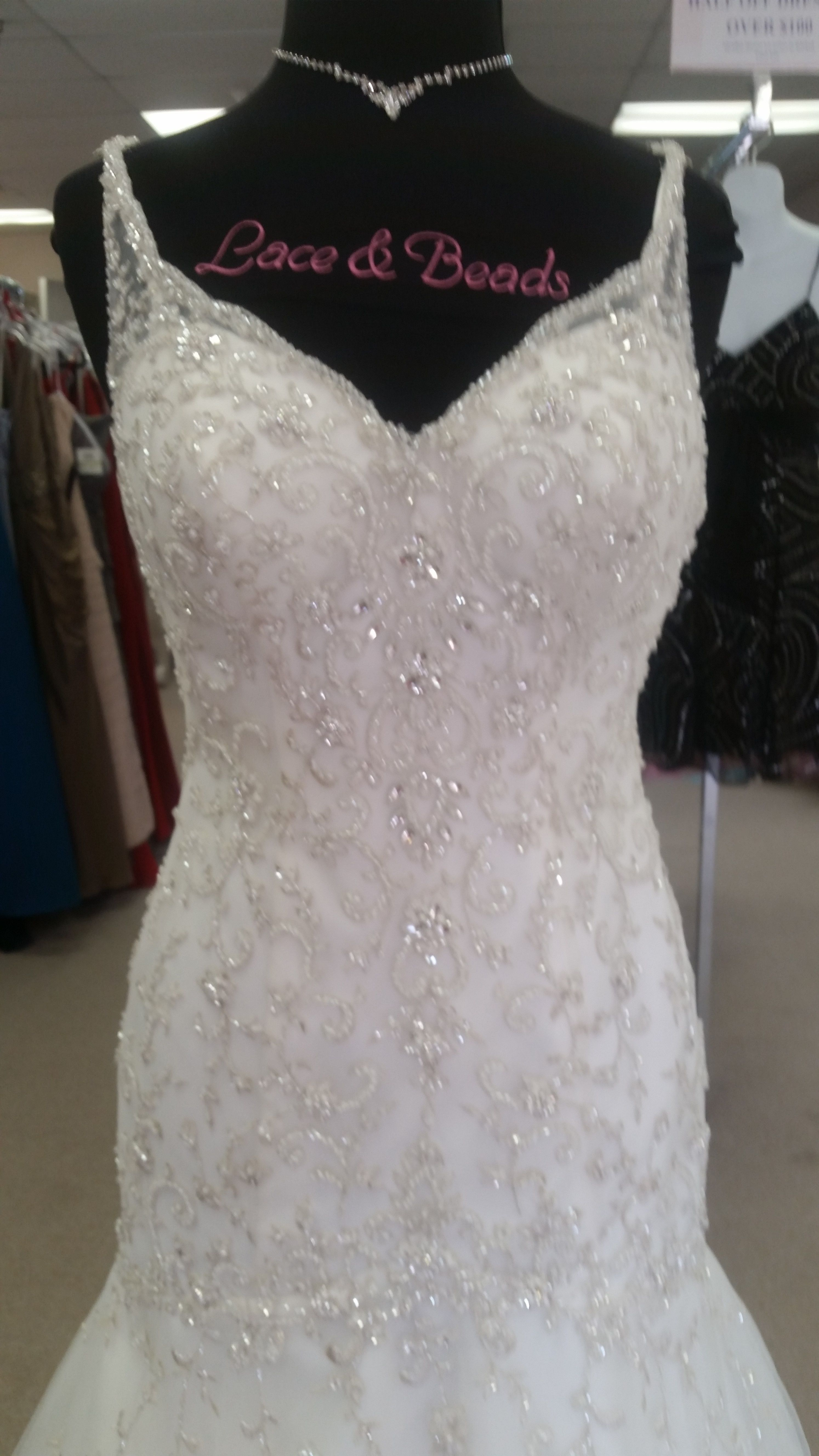 Our new arrival!  The back is as stunning as the front!