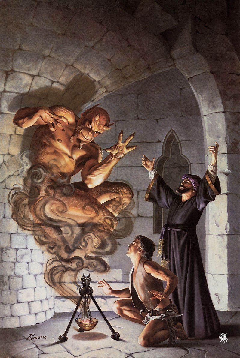 Alchemist Spell List Fantasy illustration, Fantasy art, Art