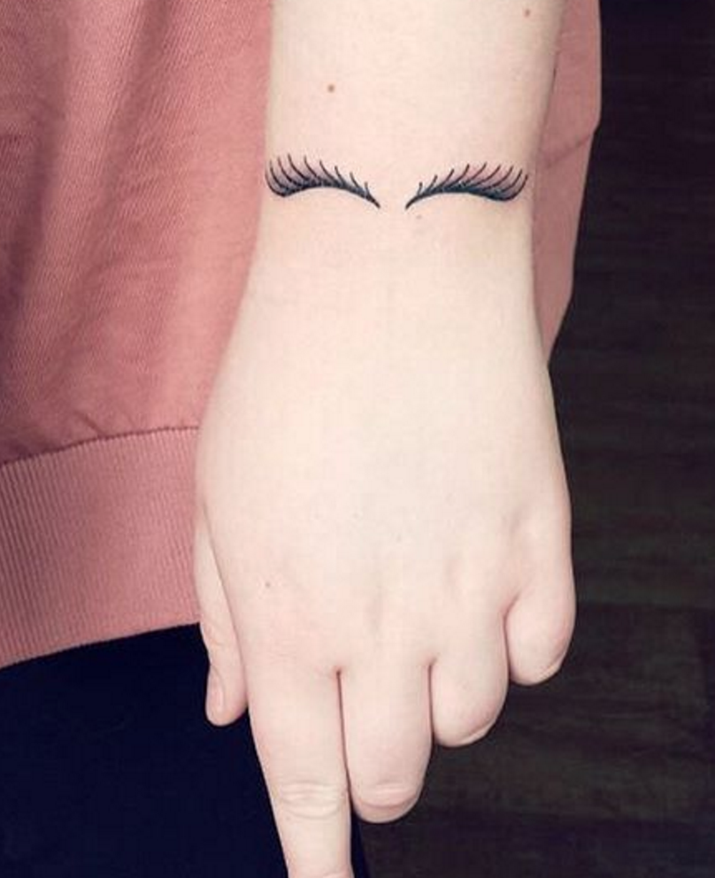 Nikkietutorials Tattoos >> 15 Adorable Fashion Inspired Tattoos You Need To See