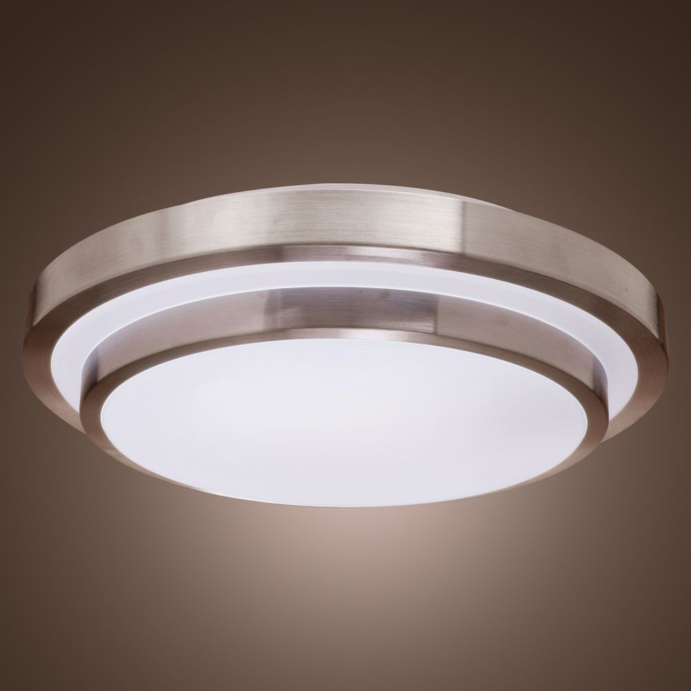 Modern Pendant Lamp Flush Mount Ceiling Light Fixture LED Chandelier ...
