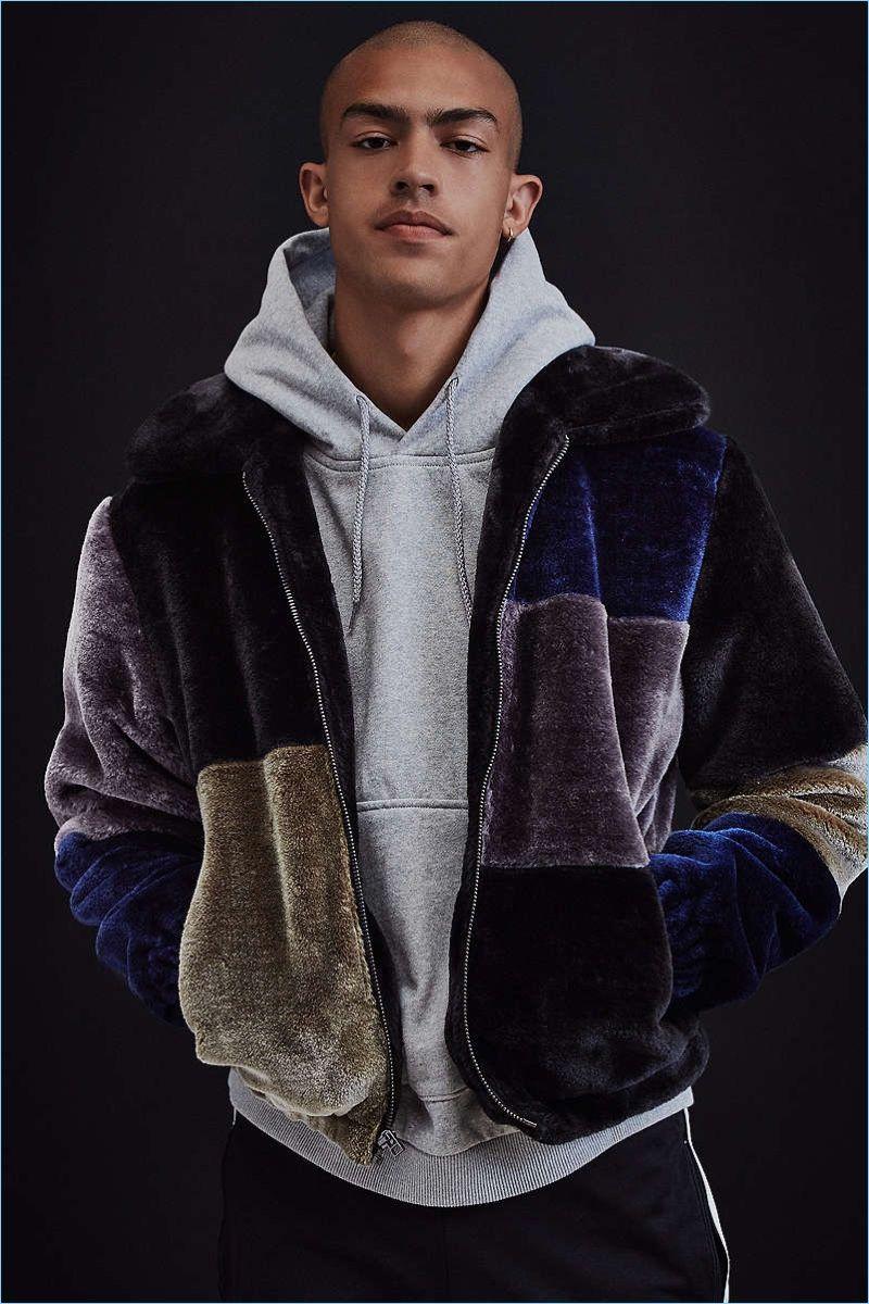 Discover Urban Outfitters Faux Fur Jackets Black Friday Sale Jackets Men Fashion Mens Fashion Casual Mens Fashion Urban [ 1200 x 800 Pixel ]