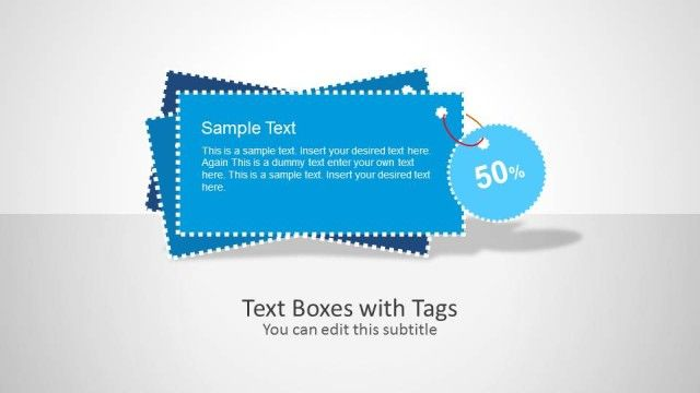 Text boxes with tag shapes for powerpoint ppt presentation slide presentation templates text boxes with tags for retail business ppt presentation toneelgroepblik Choice Image