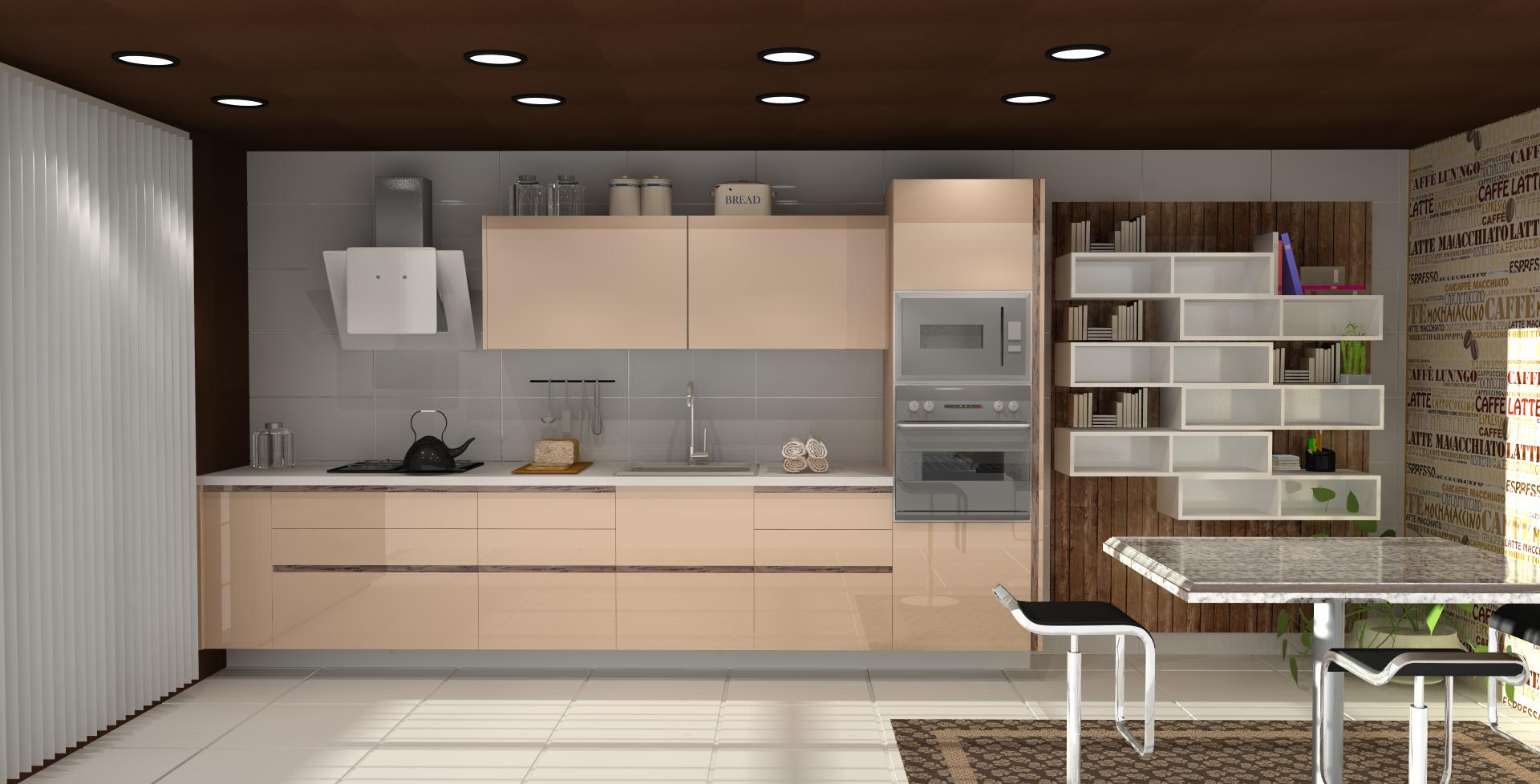 Sleek Modular Kitchen Designs Will Add Modern Look To Your Kitchen Kitchen Design Companies Modern Kitchen Cabinet Design Kitchen Cabinet Design