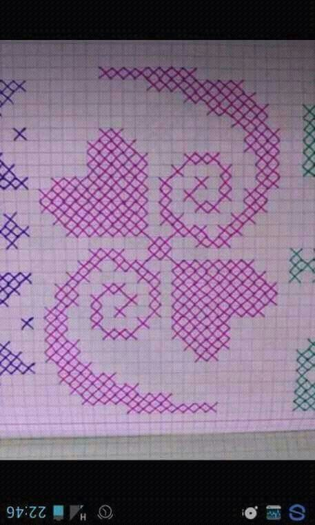 Pin by Fahriye Şimşek on tunus | Pinterest | Cross stitch, Stitch ...