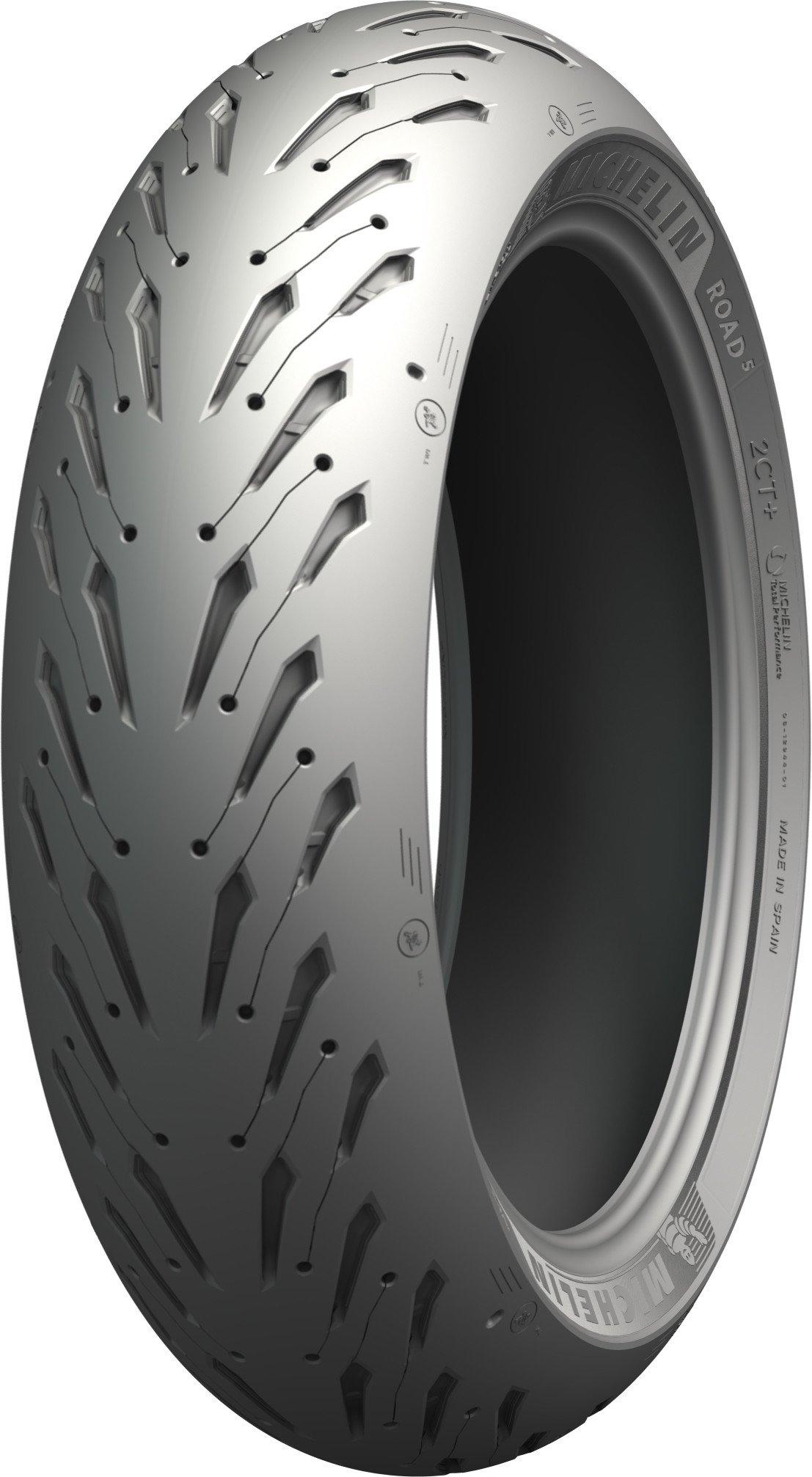 Tire Road 5 Rear 190 50 Zr17 73w Radial Tl Os Michelin 88786 Michelin Tire Trail Motorcycle