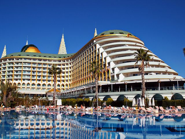 Hotel Delphin Imperial Antalya Tuerkei Lara Beach 025 Day Trips From Istanbul Turkey Beach Antalya