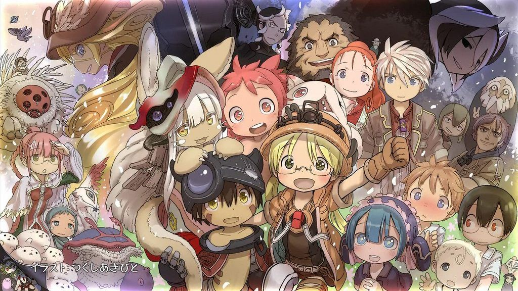 Made in Abyss [S01E13] Anime wallpaper, Android