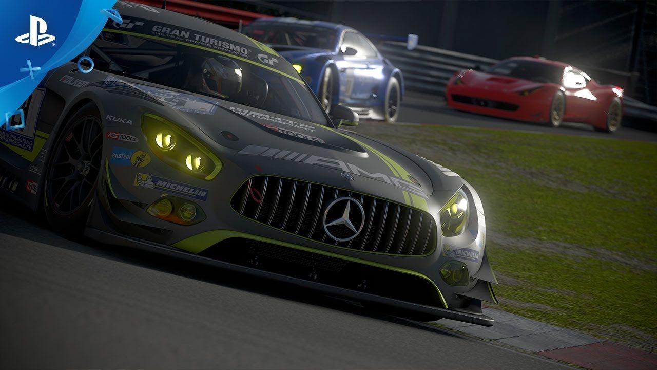 Gran Turismo Sport PSX 2016 Trailer New trailers