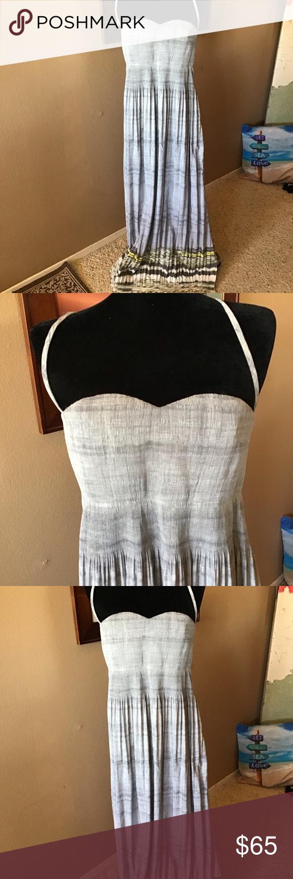 Elie Tahari Maxi Dress Elie Tahari Maxi Dress Elie Tahari Dresses [ 1740 x 580 Pixel ]