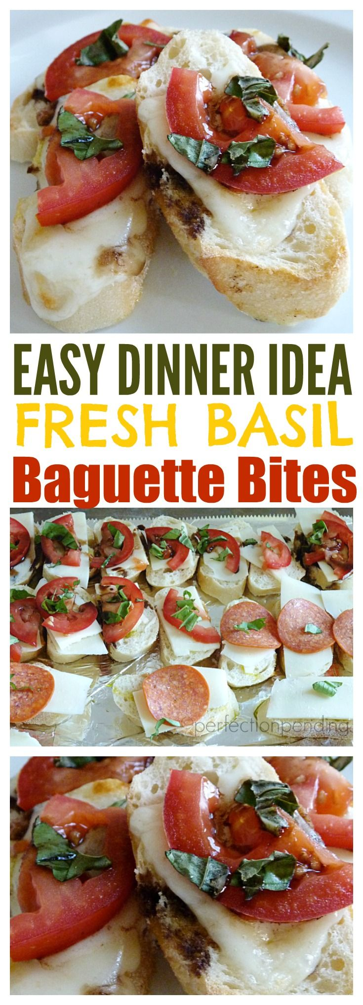 This easy dinner idea is perfect for the whole family. If you're looking for an appetizer, or a finger food that kids can help make, and will love to eat, then this recipe is it. It's the perfect vegetarian light dinner idea on a warm summer day, and a gr