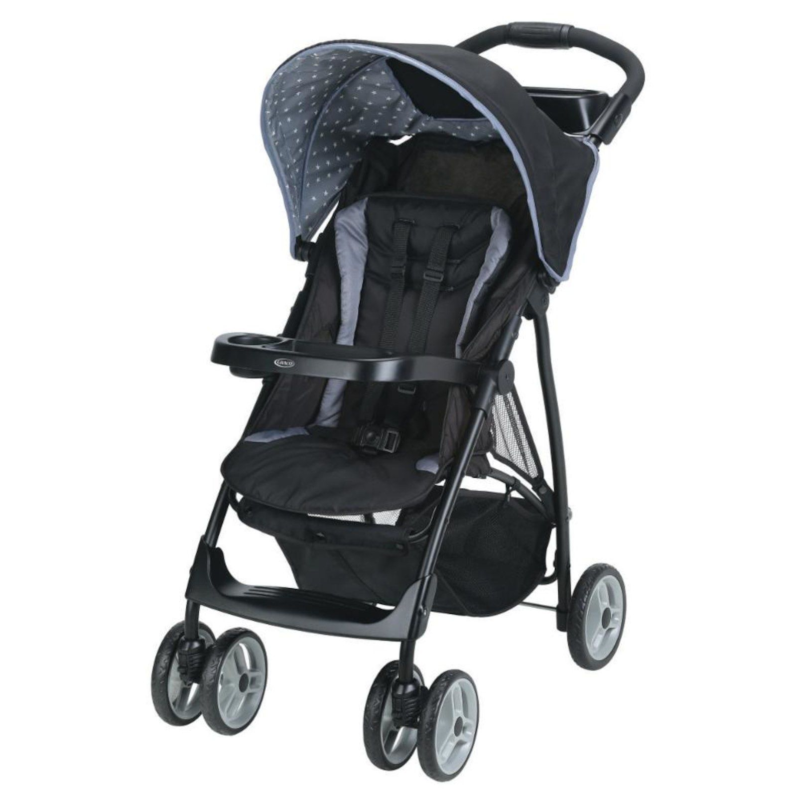 The Graco(R) LiteRider(R) LX is an ultralightweight