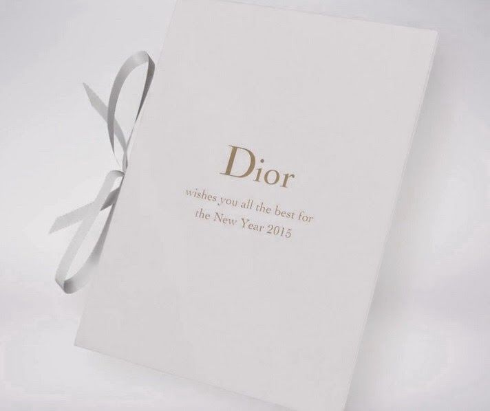 #Dior Best Holiday Wishes