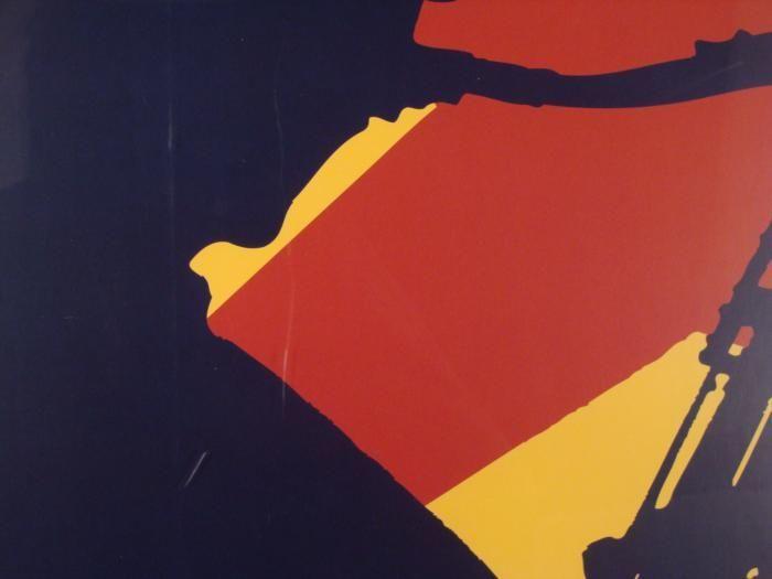 Aerobleu Spirit of Cool Vintage Jazz Poster 1959 | Fire Jazz ...