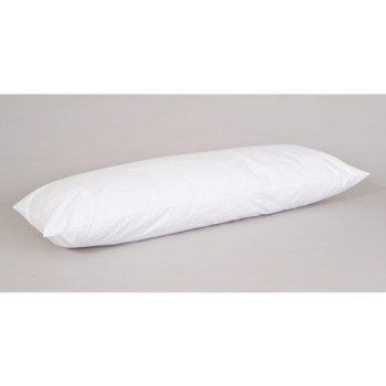 Alwyn Home White Polyfill Body Pillow Body Pillow Covers Pillows Bed Pillows