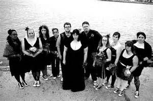 Gothic Bridal Party - - Yahoo Image Search Results