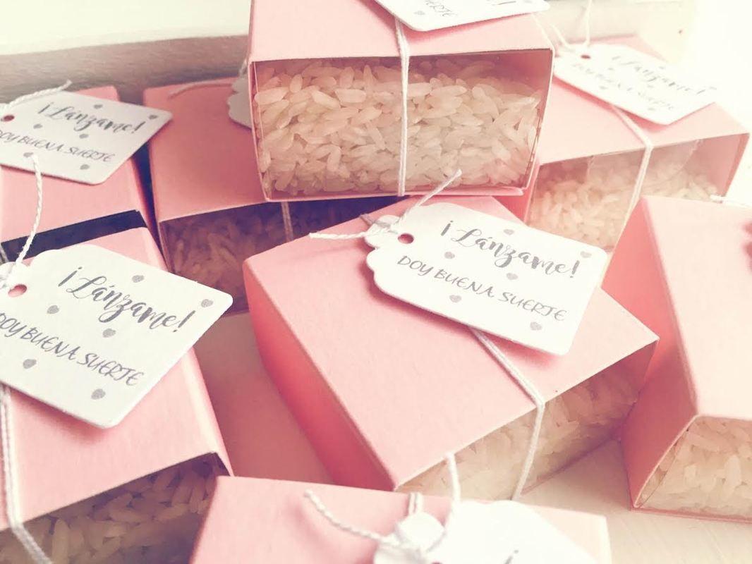 Resultado de imagen de frase arroz boda | DETALLES DE BODA ...