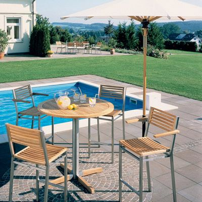 Barlow Tyrie Equinox Bar Stool | Barlow Tyrie Outdoor Furniture ...