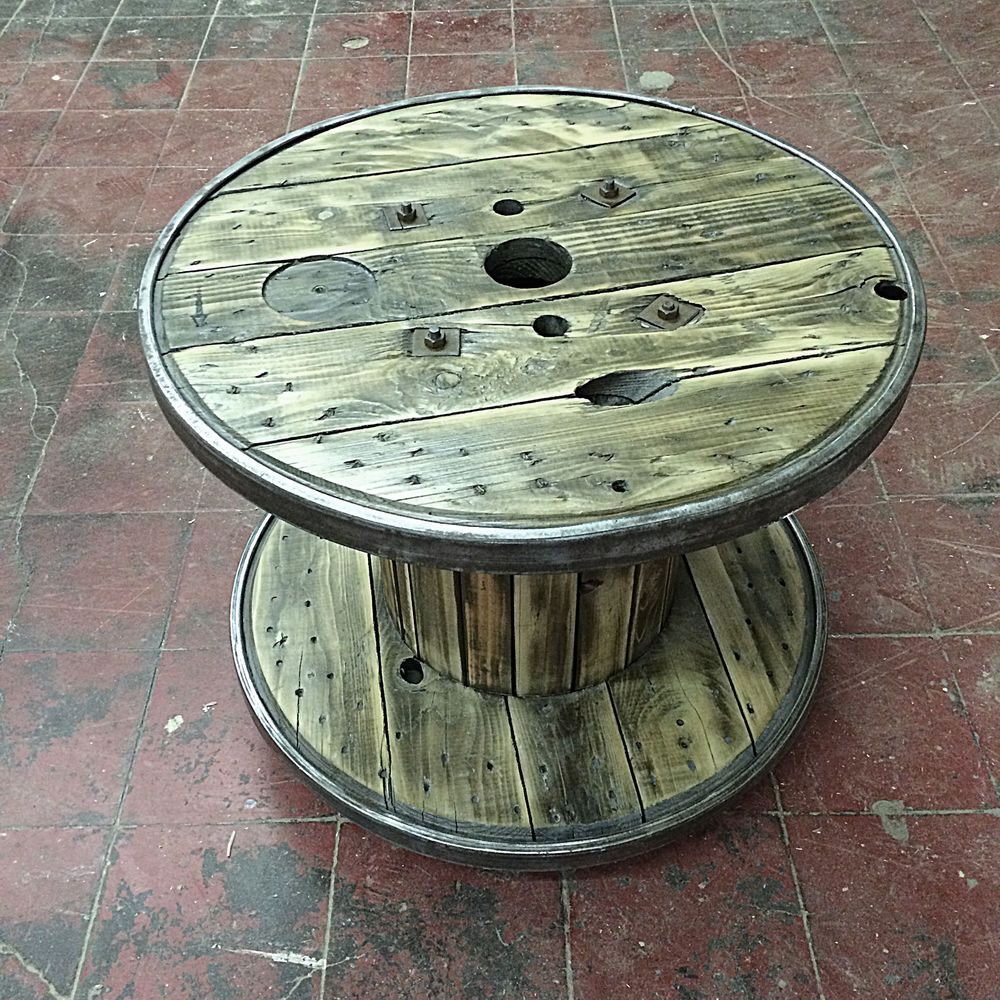 Couchtisch Upcycling Kabeltrommel Couchtisch Upcycling Palettenmöbel Pinterest