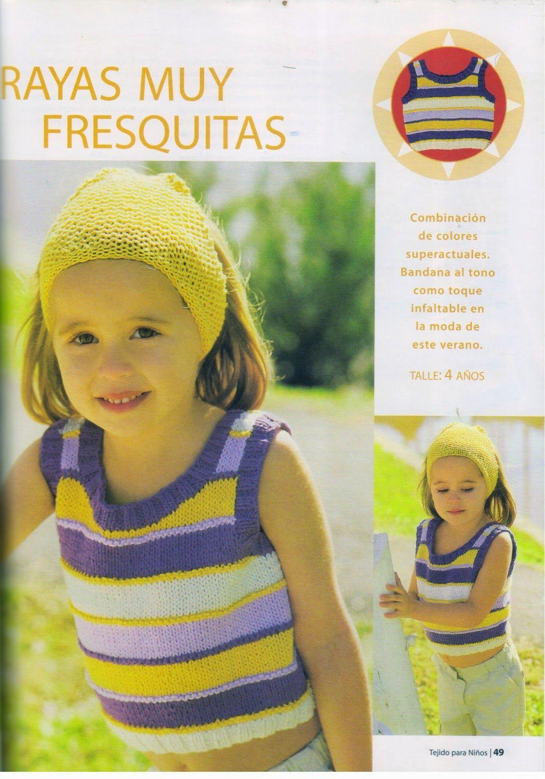 Mis tejidos en crochet y dos agujas (palitos) | Sacos | Pinterest ...