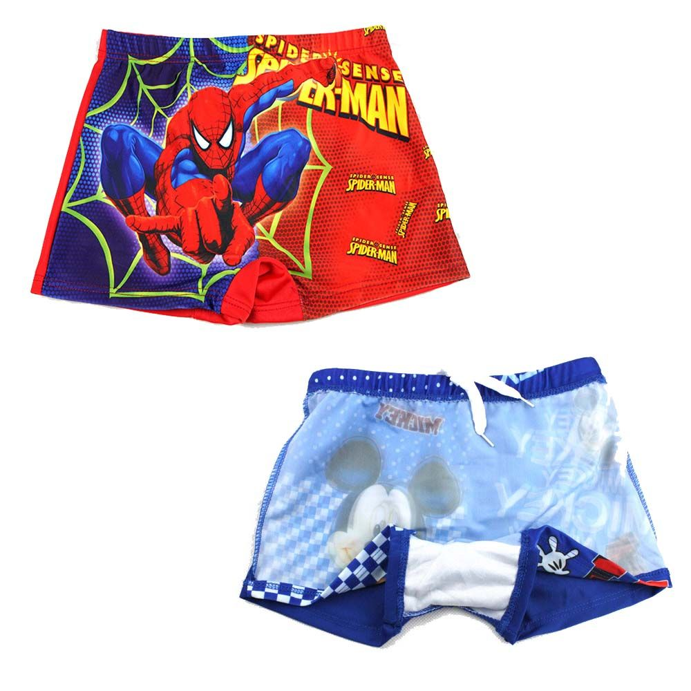 Click To Buy U003cu003c Baby Boys Swimwear 2017 Kids Summer Cartoon Spiderman,