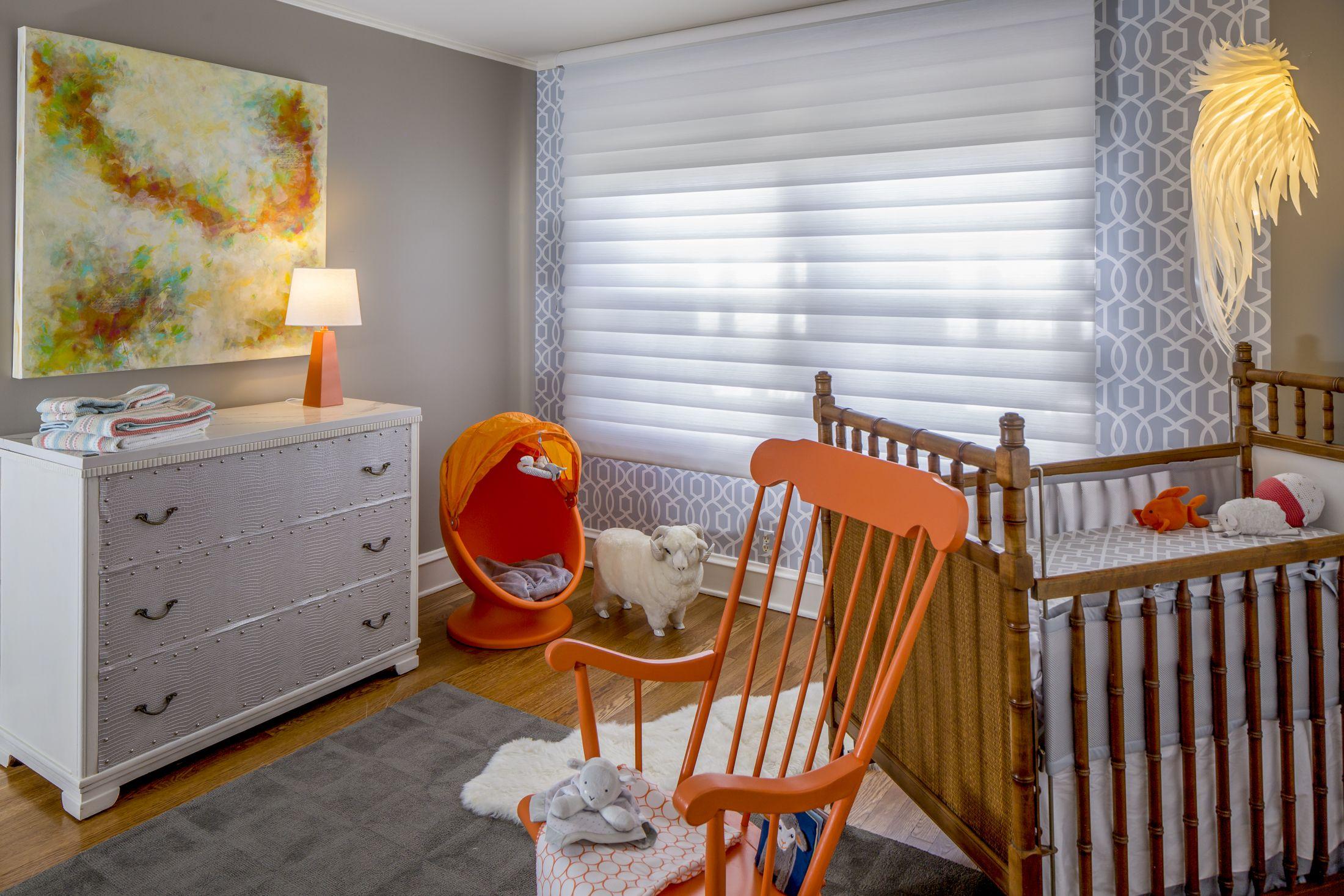 Nursery Kansas City Symphony Designers Showhouse Interior Directions By Susan Prestia