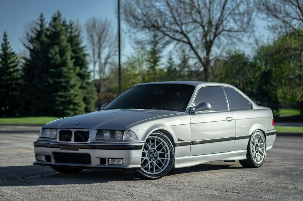 Ebay Advertisement 1995 Bmw M3 Base Coupe 2 Door 1995 M3 Coupe