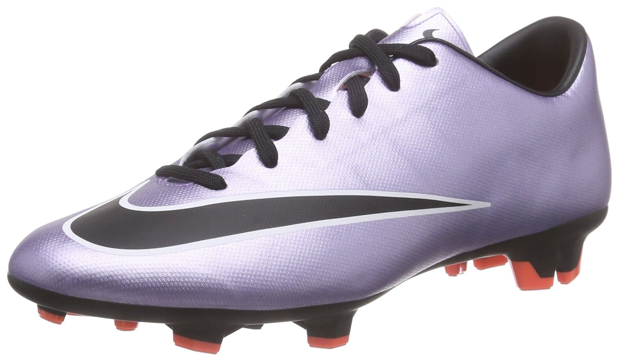 99be71b0acd4 nike mercurial victory V FG mens football boots 651632 soccer cleats firm  ground US 10.5 urban lilac black bright mango white 580     Find out more  about ...