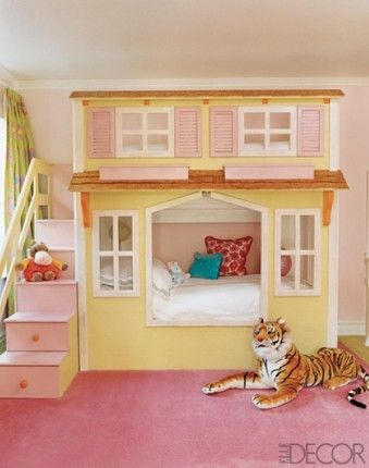 little girls room by along Cuartos Pinterest Camas, Cuartos