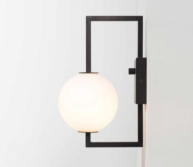 Miro Sconce Wall Light Atelier De Troupe Spence And Lyda