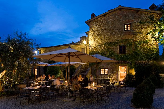 Das Restaurant, Monsignor Della Casa