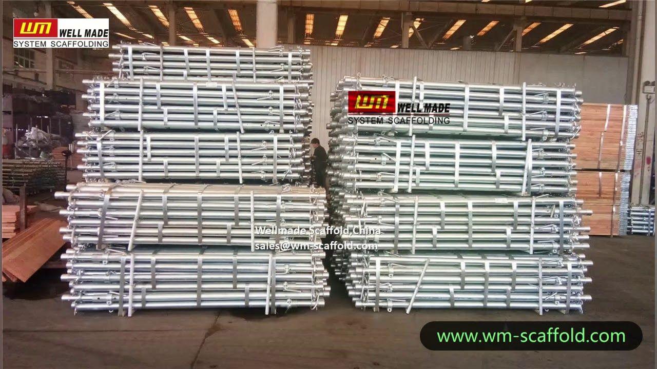 Formwork Acrow Props Steel Tubing Slab Form Work Concrete Forms Shutteri Concrete Forms Scaffolding Scaffold Poles