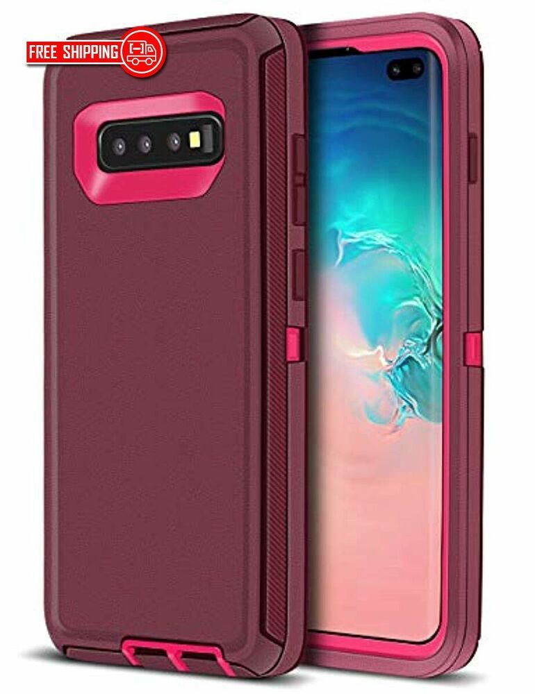 Galaxy S10 Plus Case Imangoo Armor Cover For Samsung S10 Plus Heavy Duty Case S Imangoo