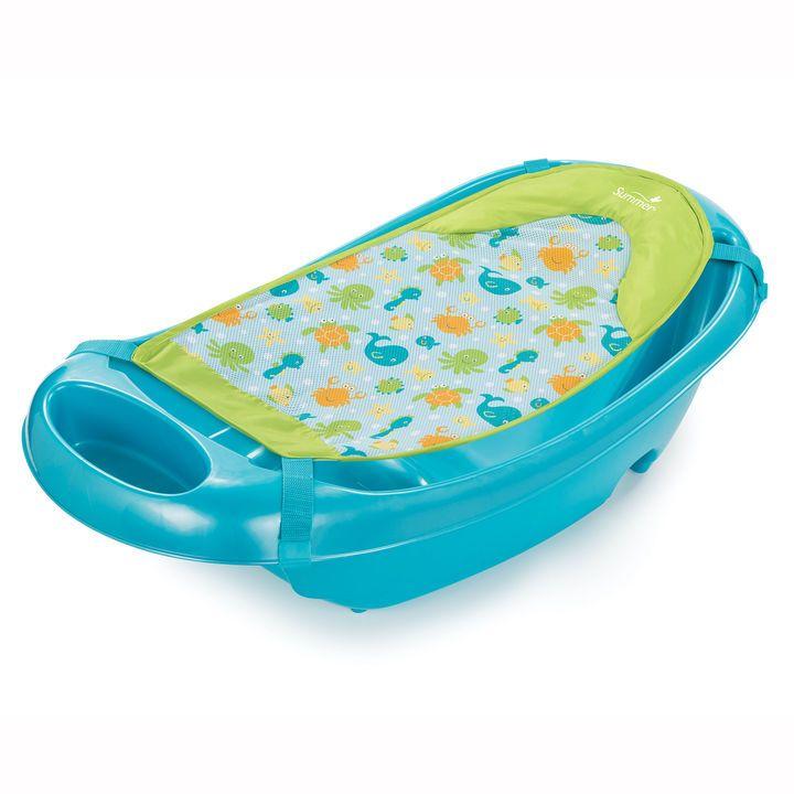 Summer Infant, Inc Summer Infant Baby Bath Tub | Baby Shower Gift ...