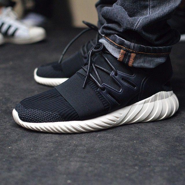 men's adidas originals tubular doom pk mid shoes