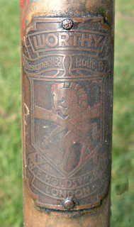 Holdsworth Head Badge