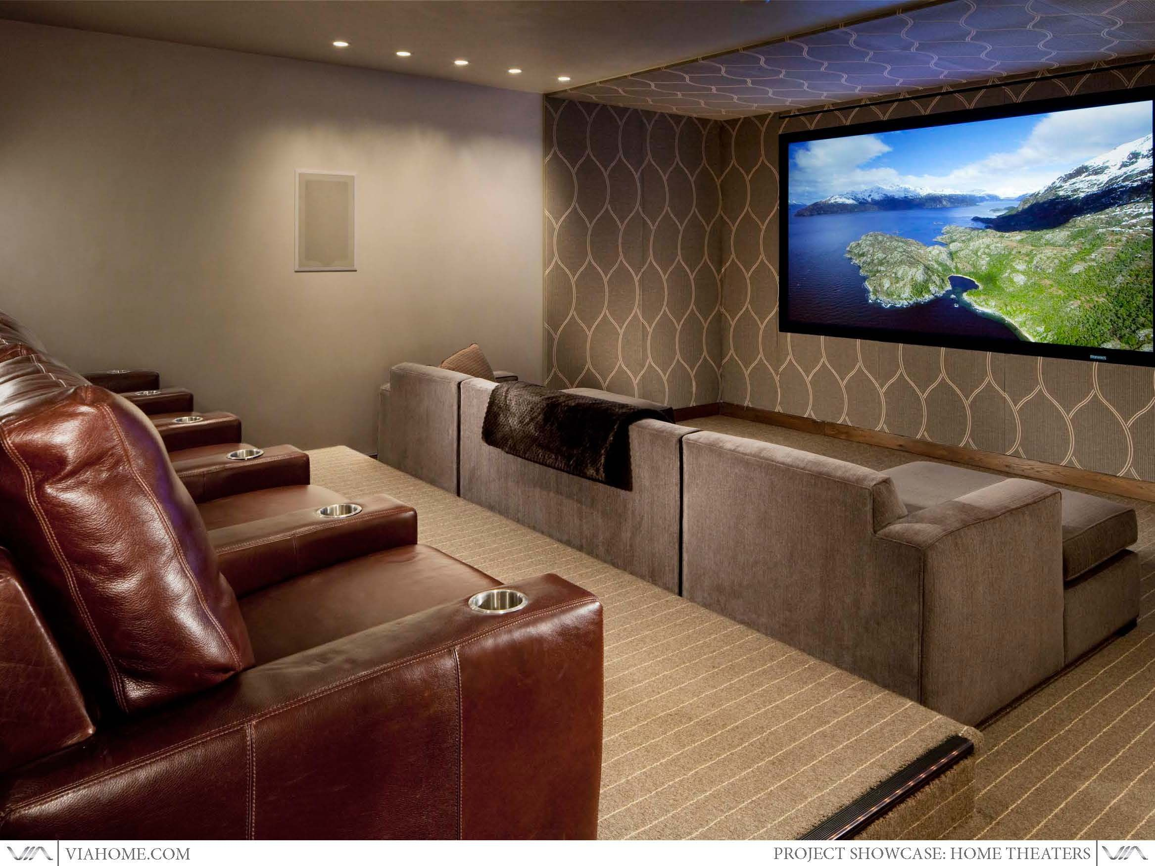 17 Ethereal Attic Balcony Ideas Home Theater Seating Home Theater Rooms Home