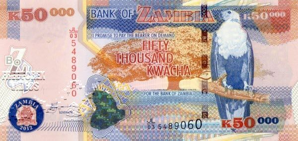 Zambian Kwacha Usdzmk Forex Trading Finance Trade Money Usa