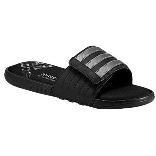 prototipo Desnudarse Cerdito  adidas Adissage Comfort FitFoam Slide - Men's | Athletic shoes, Shoes,  Sandals