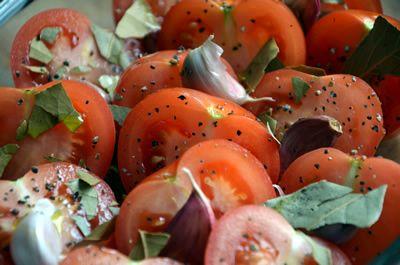 Roasted garlic tomatoes food combining recipe for the hay diet the roasted garlic tomatoes food combining recipe for the hay diet forumfinder Gallery