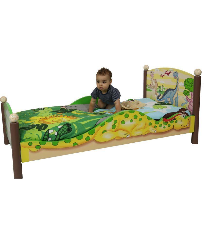 Buy Fantasy Fields Dinosaur Toddler Bed at Argos.co.uk - Your Online ...