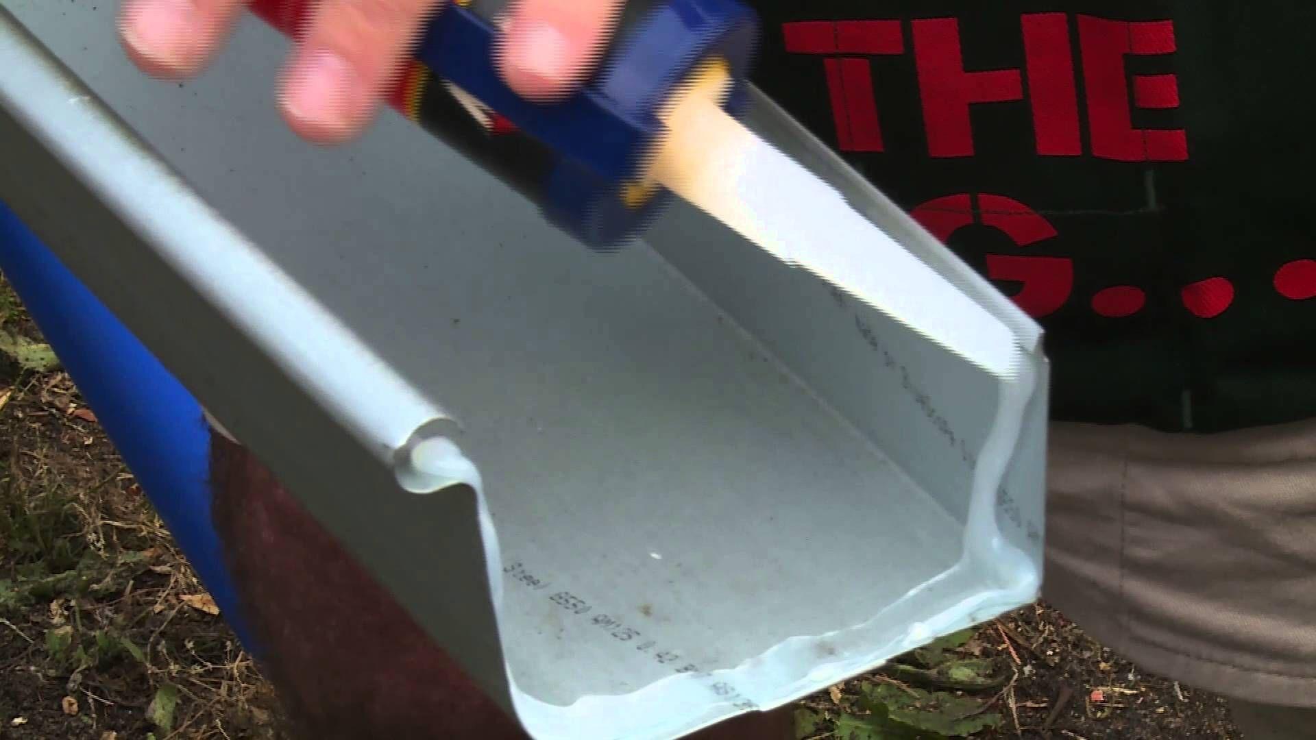 How To Install Guttering Diy At Bunnings Installation Diy Home Diy