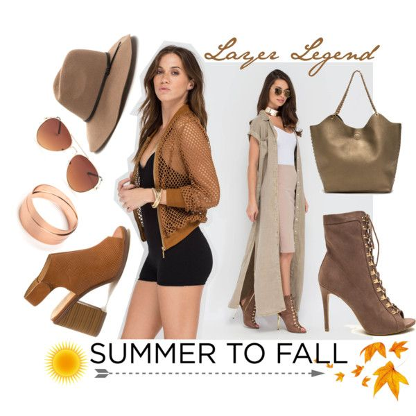 Summer To Fall: Layer Legend