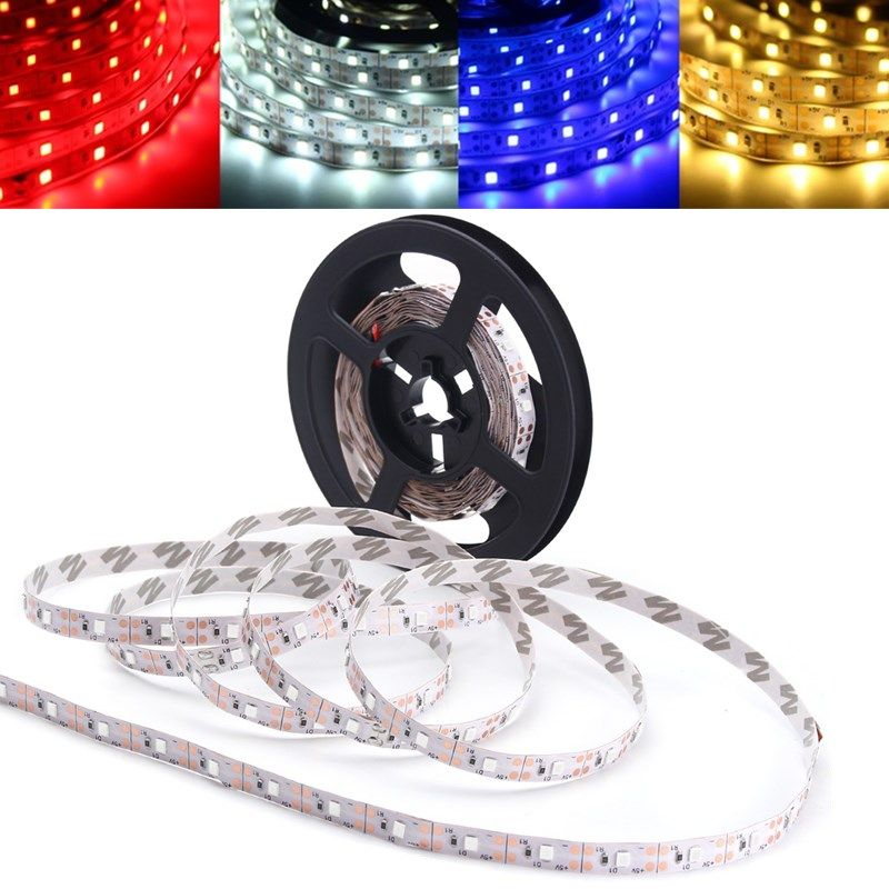 3m smd 2835 non waterproof usb led strip party light tv pc 3m smd 2835 non waterproof usb led strip party light tv pc background backlight dc5v mozeypictures Image collections