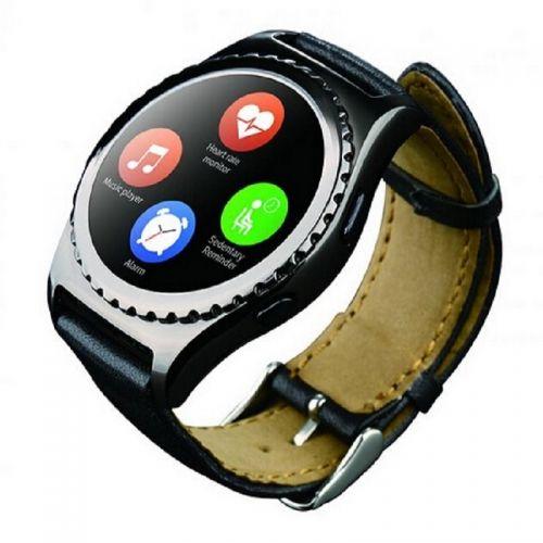 BTL New Smartwatch MTK6261A 1.3 Inch Round IPS Screen Smart Watch Support Anti-lost Health Monitor Pedometer Sleep monitoring
