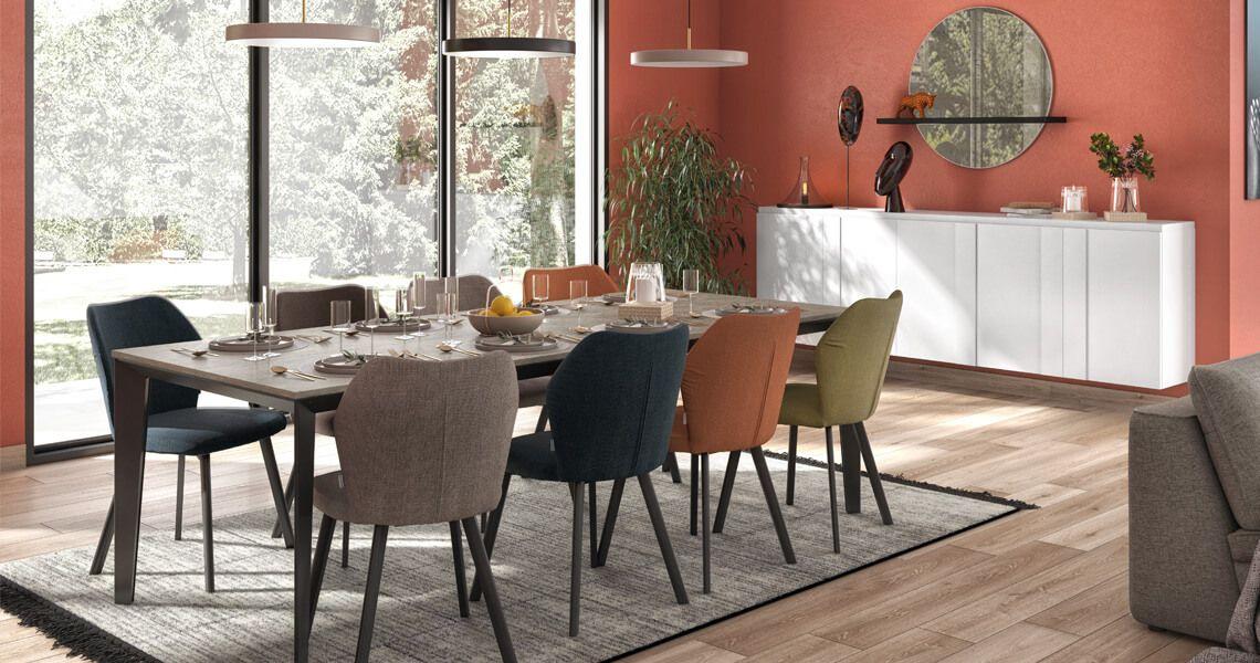 Les Solutions De Rangement Sur Mesure Imagine Solutions De Rangement Table Salle A Manger Mobilier De Salon