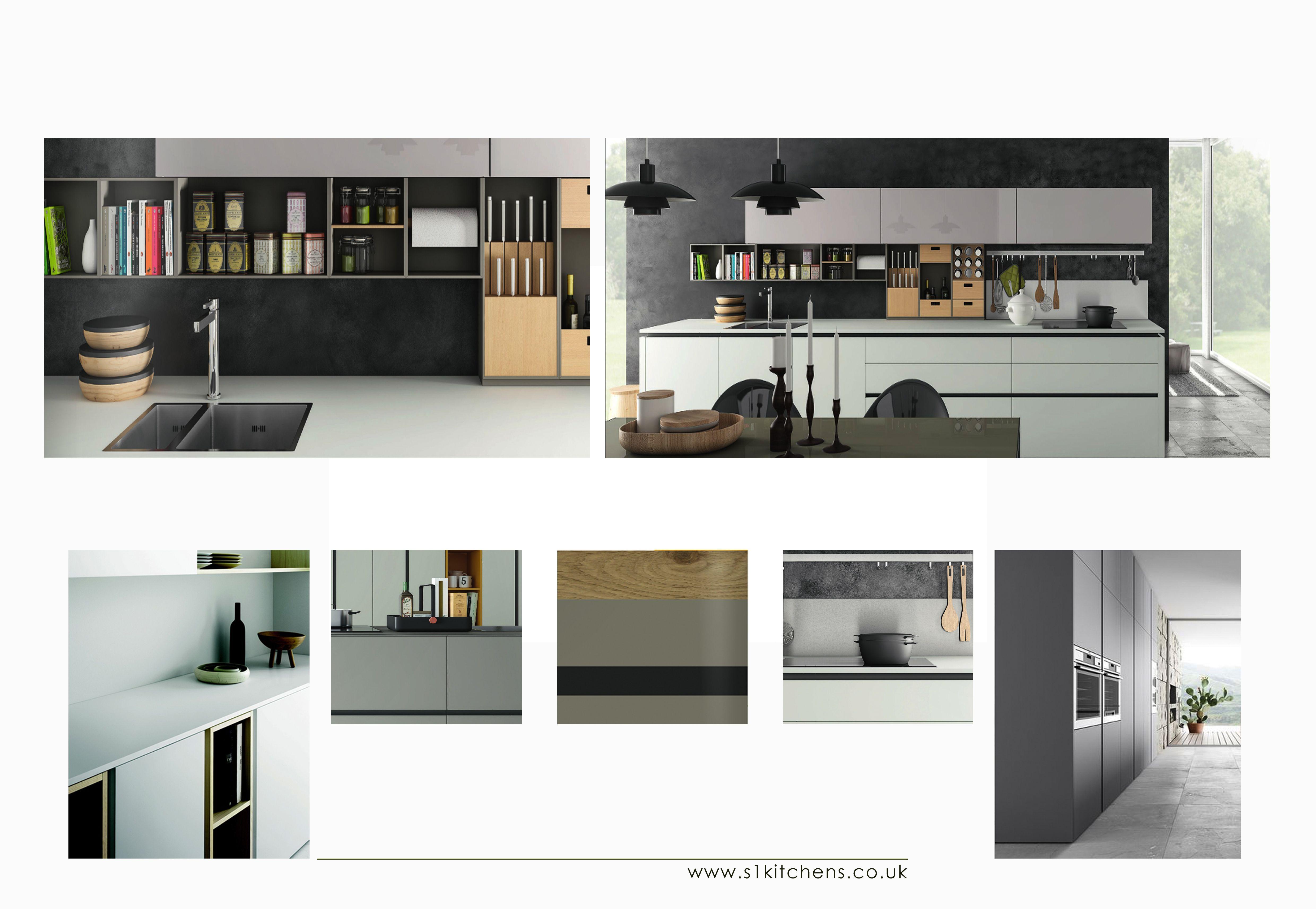 Mesonu0027s Cucine, Italian Kitchens Available From S1 Kitchens Hampshire UK  M 22 Range