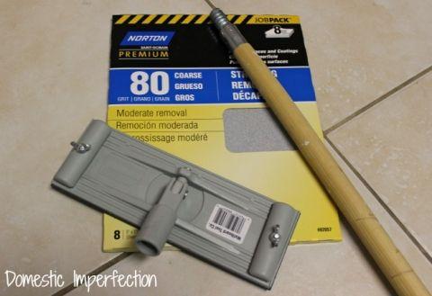 Paper Bag Floors A Tutorial Paper Bag Flooring Flooring Diy Flooring
