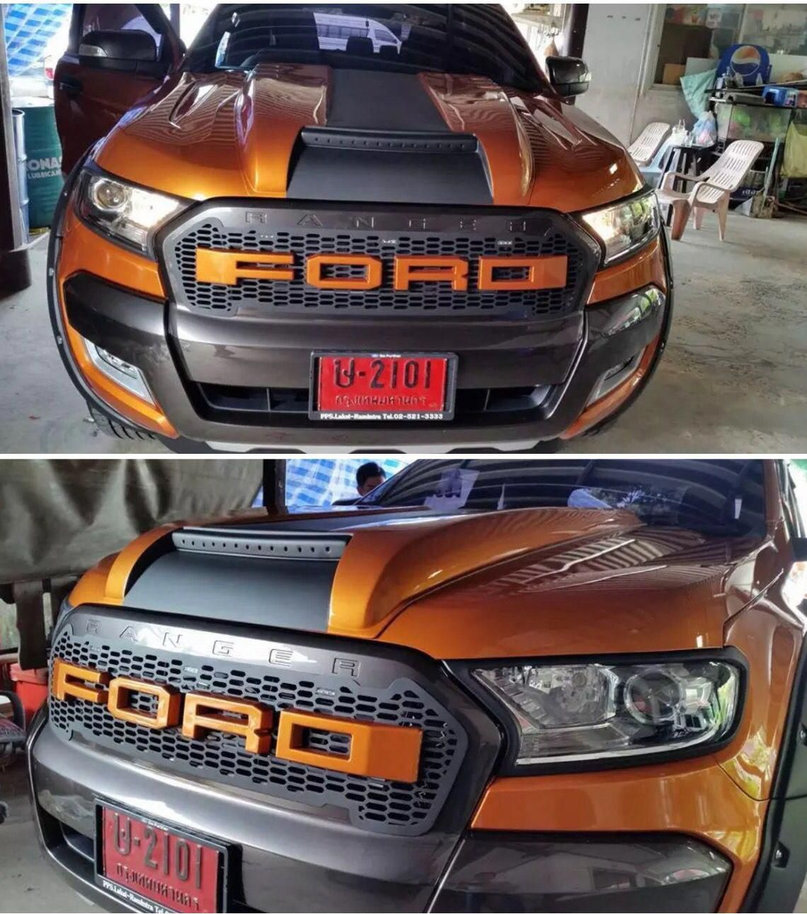 Holy Cow I Truly Appreciate This Color For This Customfordranger